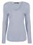 Womens-Ladies-Girls-Plain-Long-Sleeve-V-NECK-T-Shirt-Top-Plus-Size-Tops-Shirt thumbnail 14