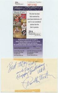1976-Actor-Charlton-Heston-Signed-Autographed-Index-Card-JSA-COA