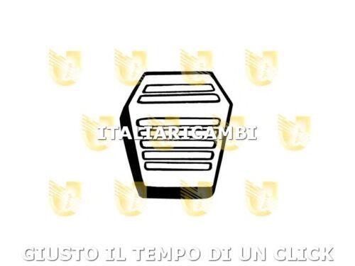 1 RIVESTIMENTO PEDALE PEDALE DEL FRENO UNIGOM 155025