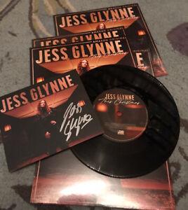 Signiert-Jess-GLYNNE-diese-Weihnachten-signiert-Vinyl-Vorbestellung-handsigniert-18th-Dec