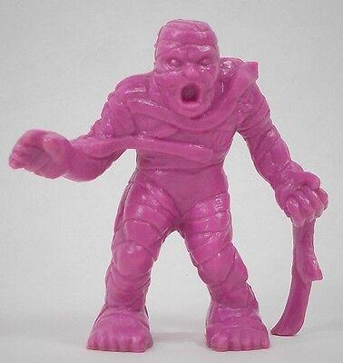 Monster in my Pocket - Series 1 - 41 Mummy - Neon Purple
