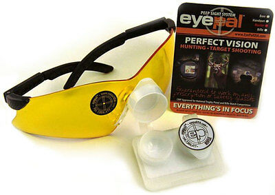 Eyepal® Shooting Optical Attachment Aperture For Pistol Archery