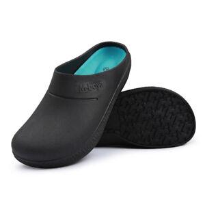 Mens Chef Shoes Non-Slip Oli Resistant