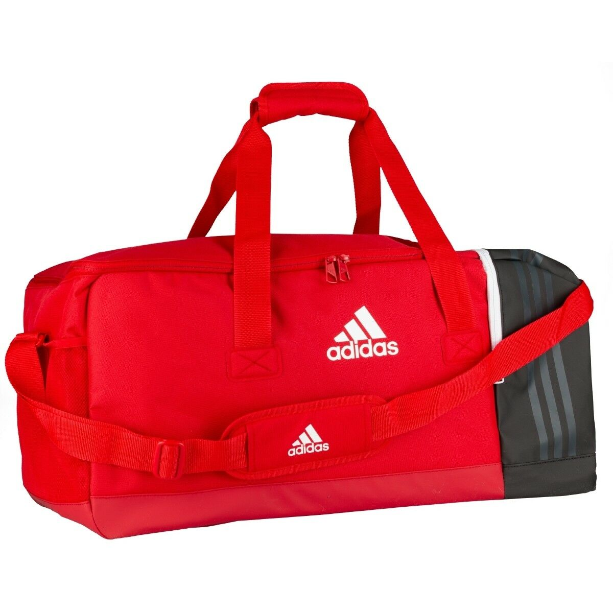 Adidas Tiro Team Bag L Sports Bag Bag  Original Travel Bag Scarlet BS4744  leisure