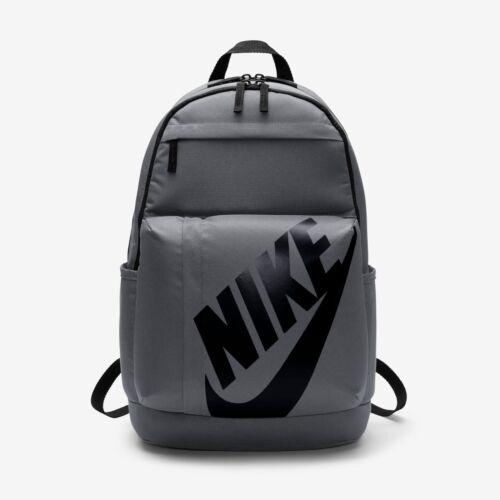 Nike Mens Unisex Backpack Rucksack Bag Sportswear Gym Travel School Trip Case
