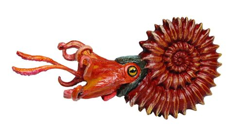 AMMONITE by Safari Ltd// fossil// prehistoric animals//303429//