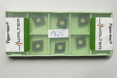 DCMT 10 Stück Walter Wendeschneidplatten CCMT CCGT