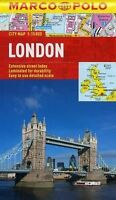 Marco Polo City Maps: London Marco Polo City Map by Marco Polo (2012, Sheet...