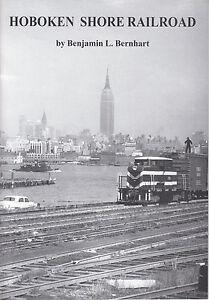 HOBOKEN-SHORE-RAILROAD-interurban-trolleys-electric-steam-amp-diesel-NEW-BOOK