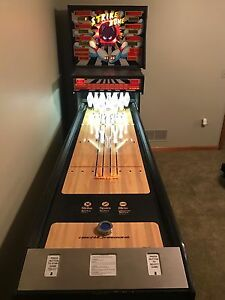 shuffle bowling machine