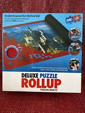 Sure Lox Deluxe Puzzle RollUp 1500 Piece Storage Neoprene Mat 39 x23/'/' Roll