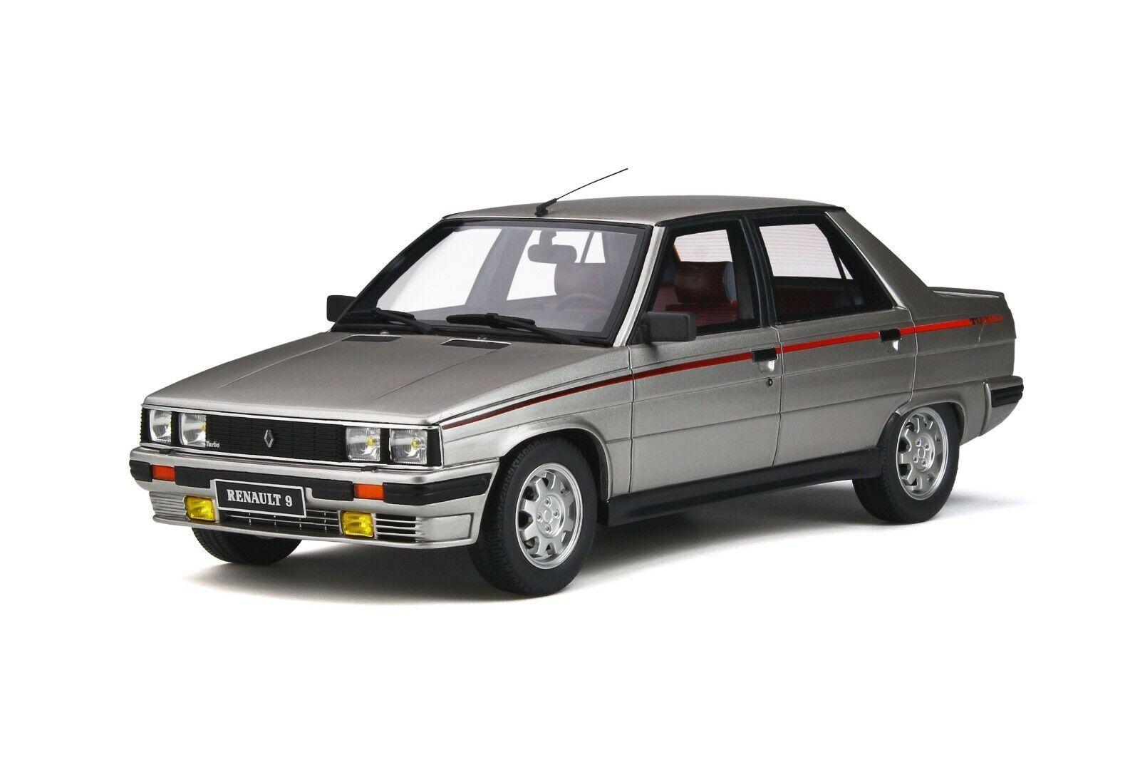 Renault 9 turbo fase 1  nuevo  Otto ot540  1 18