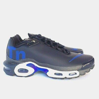 Nike Air Max Plus TN SE Mens Running Shoes Obsidian Racer Blue White AQ1088 400 | eBay