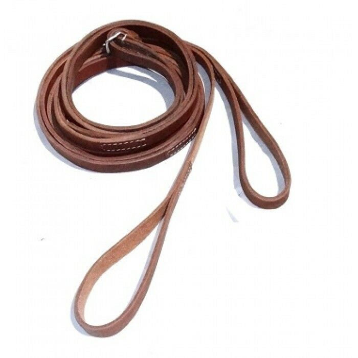 Polo Draw Reins Running Reins Leather