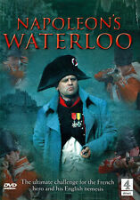 Napoleon Bonaparte Battle Of Waterloo DVD - New Sealed