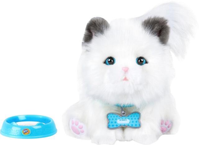 Little Live Pets - Cuddles My Dream Kitten - White