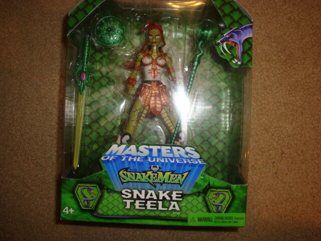 Masters of the Universe MOTU 200x Snake Teela Exclusive