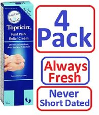 Topricin Foot Therapy - 2 Oz X 6