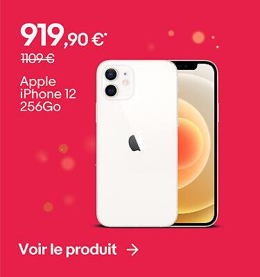 Apple iPhone 12 256Go - 919,90 €*