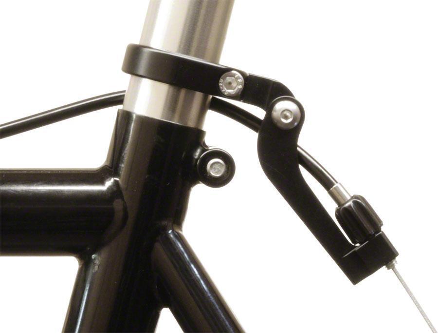 Paul Component Engineering Funky Monkey post asiento  trasero Cable Hanger 27.2mm Negro  apresurado a ver