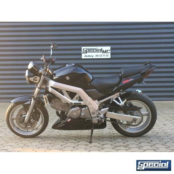 Suzuki, Suzuki SV 650, ccm 645