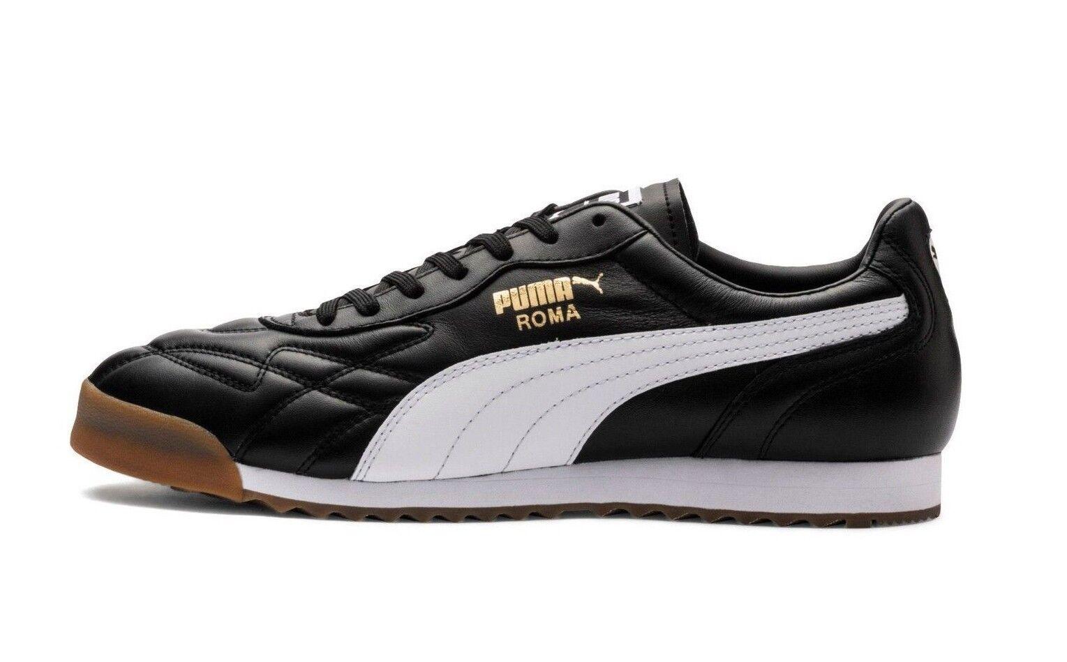 Zapatos  para hombre ROMA C ANNIVERSARIO Puma Negro/Blanco 36667301 C ROMA e0b4ea