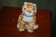 RUMBA the Tiger  Wild Cat  - Retired  - TY Beanie Baby  -  MWMT - Fast Shipping