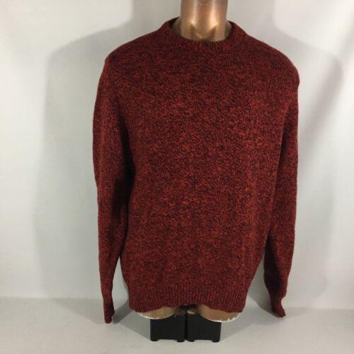 maniche uomo Usa lunga lana Maglia in manica a Xl misto End rossa lana in lunghe Lands da qXpvta