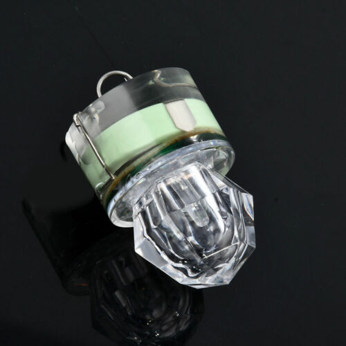 Fish LED Deep Drop Underwater Bait Fishing Light Flash Fishing Lure Baits