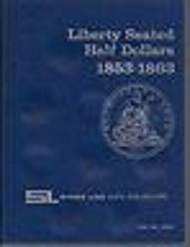 Vintage Liberty Seated Half Dollar Shoreline Folder 1853-1863 NOS