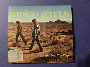 Details about INDIGO / Get Out The Map / Epic Promo Single CD on flag out, ops out, letter out, print out, school's out, drawing out,