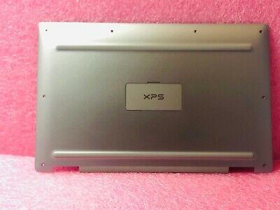 Dell XPS 13 9365 Series Silver Laptop Bottom Base Cover G1VNR AM1QS000601