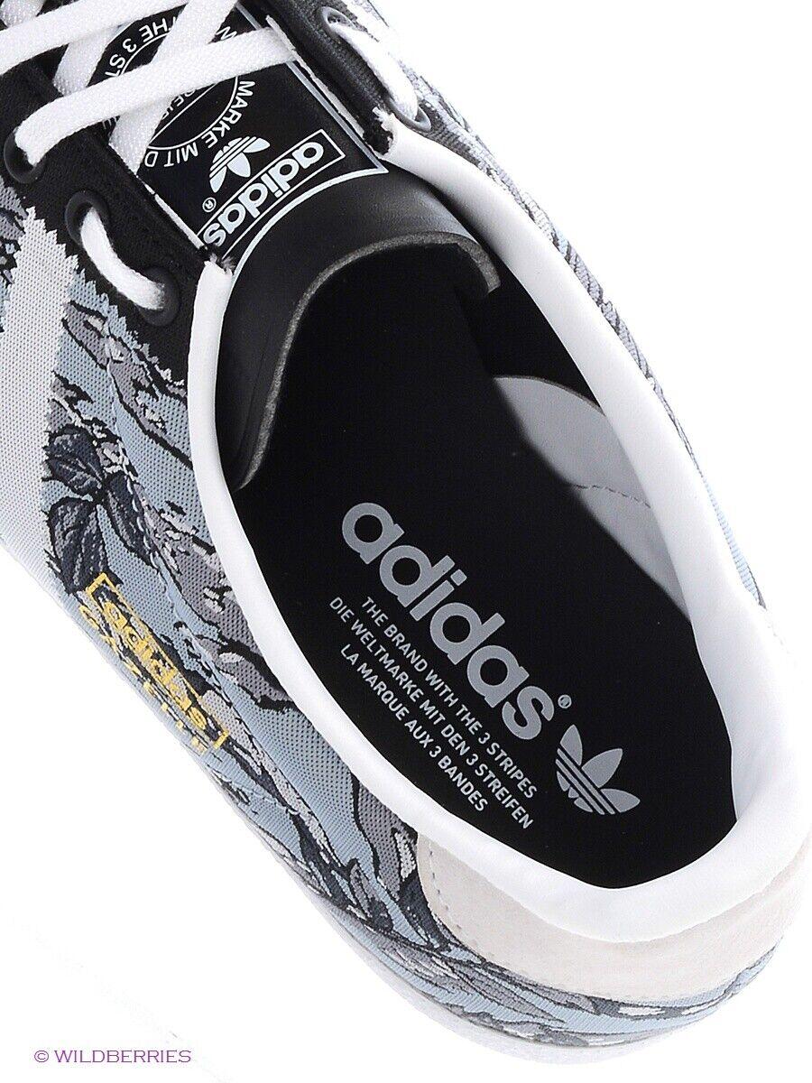 Adidas Originals Gazelle Women's Sneaker Trainers Petals Petals Petals Nature Flower Black c36006