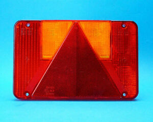 BRITAX Amber side Marker Lamp Rubber Body for Ifor Williams Trailers Horseboxes