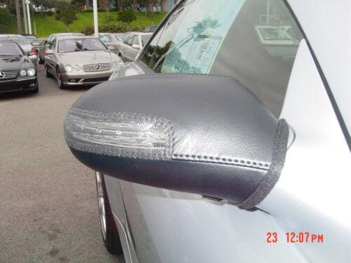 Colgan Car Mirror Covers Bra Black Fits Mercedes Benz SLK350 SLK55 2005-2008