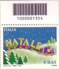 1354 CODICE A BARRE  Natale laico 0.65 ANNO 2010