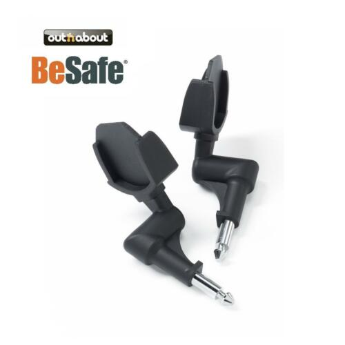 Be-Safe etc Out n About Nipper Car Seat Adaptors *ACTUAL*