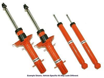 Koni 8250 1006 Rear Set of Orange STR.T Shocks for Chevy Camaro//Pontiac Firebird