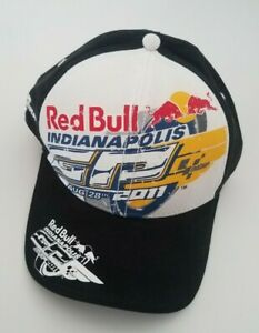 Vintage Hat 2011 Red Bull Indianapolis MotoGP Never Worn Superbike