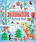 Little Children's Christmas Activity Book by James MacLaine (Paperback, 2016)