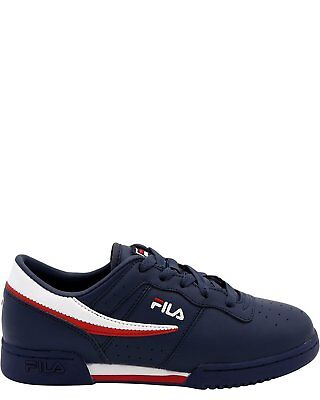 gs Keep You Fit All The Time Practical Fila Original Fitness Navy/white/red 3vf80105-460