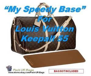 d03b71a22f3e BASE SHAPER FOR LOUIS VUITTON KEEPALL 55   KEEPALL BANDOULIERE 55