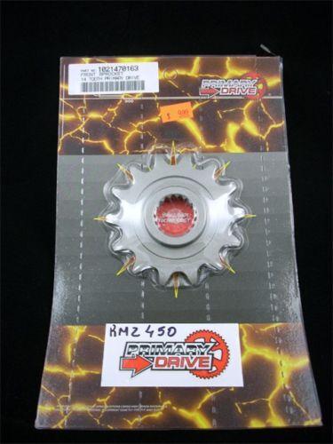 Front Sprocket 14 Tooth Suzuki RMZ450 RM-Z450