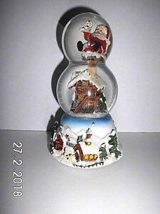 Spieluhr-und-Schneekugel-Nikolaus-Schuettelkugel-Glitzerkugel-Weihnachten