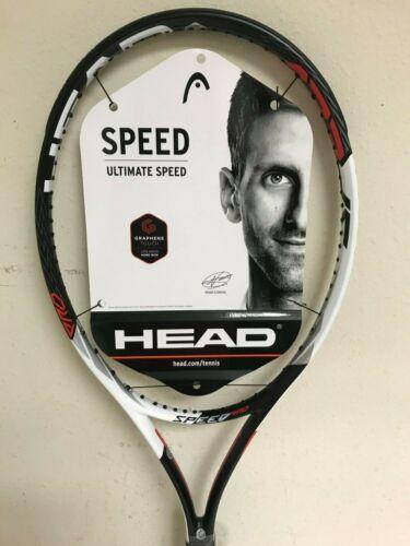"Head Graphene Touch Speed Pro Raquette De Tennis Grip Taille 4 1//4/"""