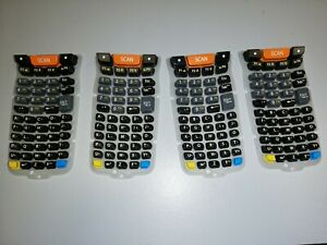 Lot X4 Keypad For Datalogic Falcon X3+ Alpha Num Dans La Douleur
