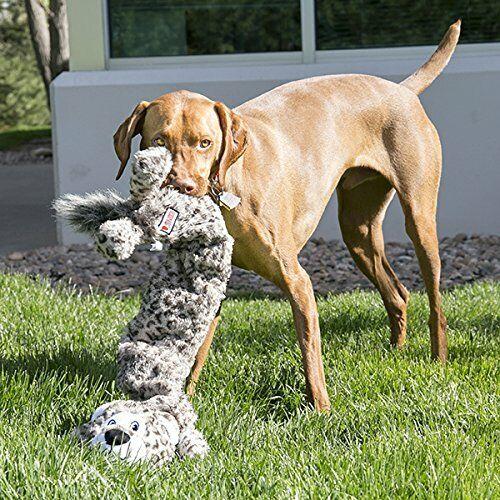 Kong 20874 20874 20874 Stretchezz Jumbo Schneeleopard, Hundespielzeug, XL  | Nicht so teuer  23feee
