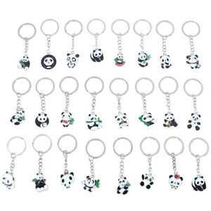 2Pcs-Panda-Keychain-Keyring-Bag-Phone-Hanging-Pendant-Key-Ring-Chain-Gif-ti
