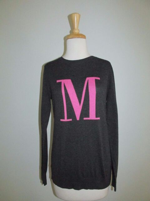 Neiman marcus navy cotton womens sweaters old evening wear