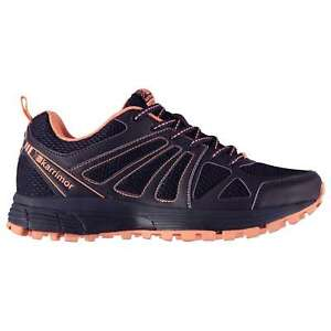 Karrimor Womens Caracal Trail Running Shoes Shoes Trekking Trainers Laces